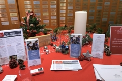 Cancer Support Information Table